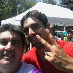 Gustavo Sosa se suma a la transmisión radial de la «Doble La Toma – San Martín»