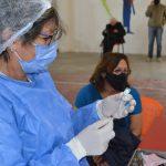 Domingo de vacunación en La Toma: Imágenes de otra jornada esperanzadora